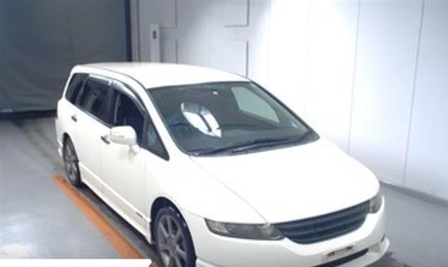 2007 Honda Odyssey ABSOLUTE