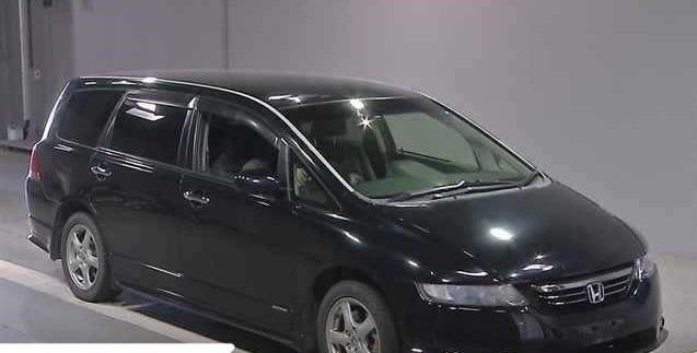 2005 Honda Odyssey ABSOLUTE