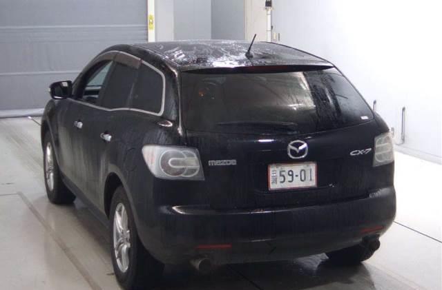 2007 Mazda CX-7 CRUISING-PKG