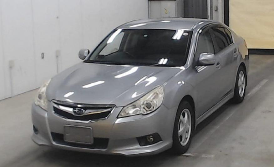 2009 Subaru Legacy –