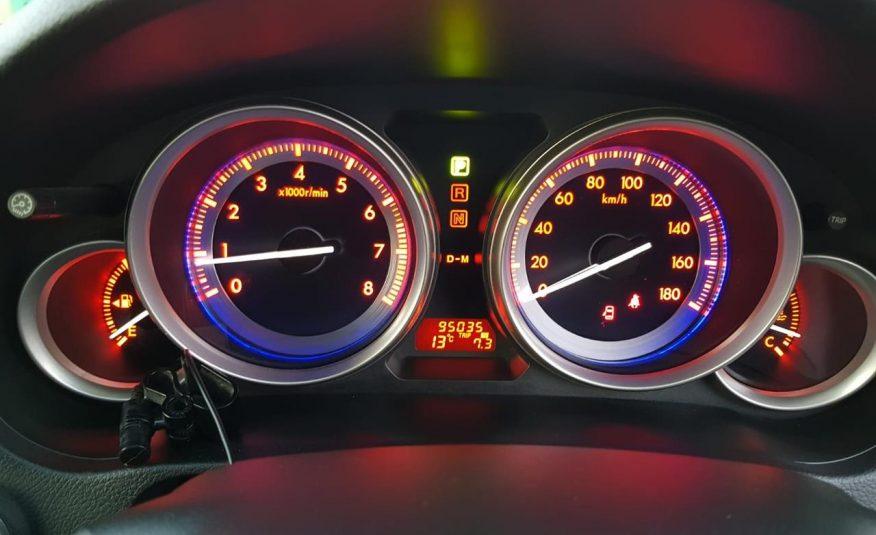 2009 Mazda Atenza Sports