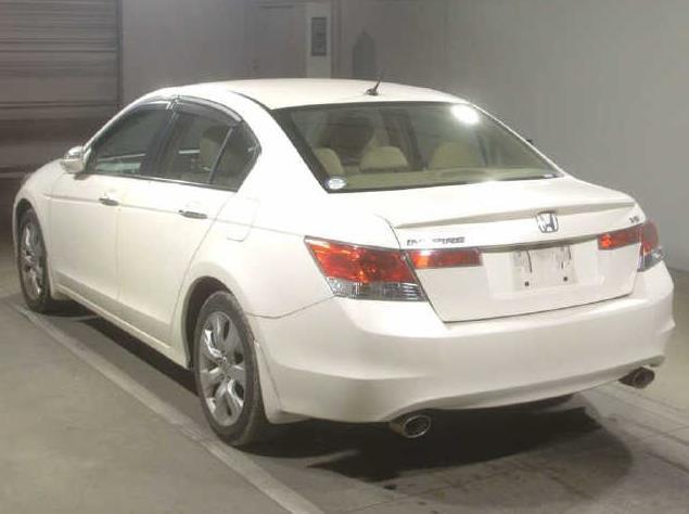 2009 Honda Inspire