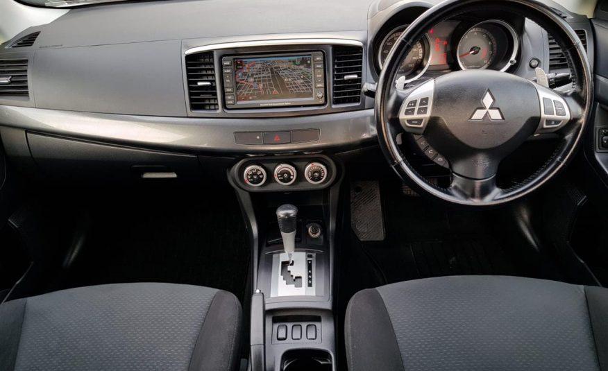 2008 Mitsubishi Galant Fortis Sport