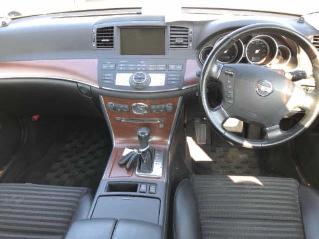 2005 Nissan Fuga 250 GT