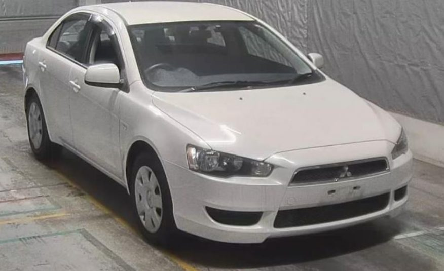 2011 Mitsubishi Galant Fortis Super Exceed