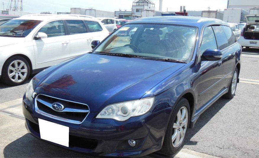 2007 Subaru LEGACY W
